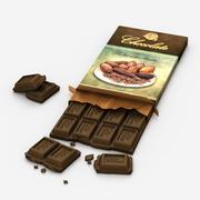 Choklad 3d model