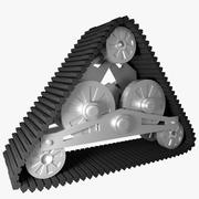 Sporen 3d model