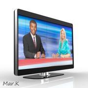 电视 3d model