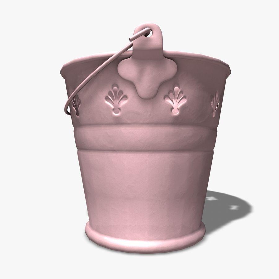 Pflanzenschaufel royalty-free 3d model - Preview no. 4