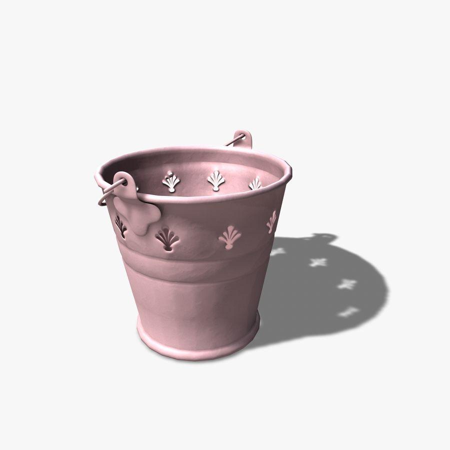 Pflanzenschaufel royalty-free 3d model - Preview no. 3