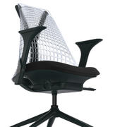 Herman Miller Sayl Black 3d model