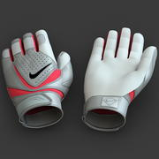 Batting Gloves 3d model