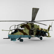 米24 3d model