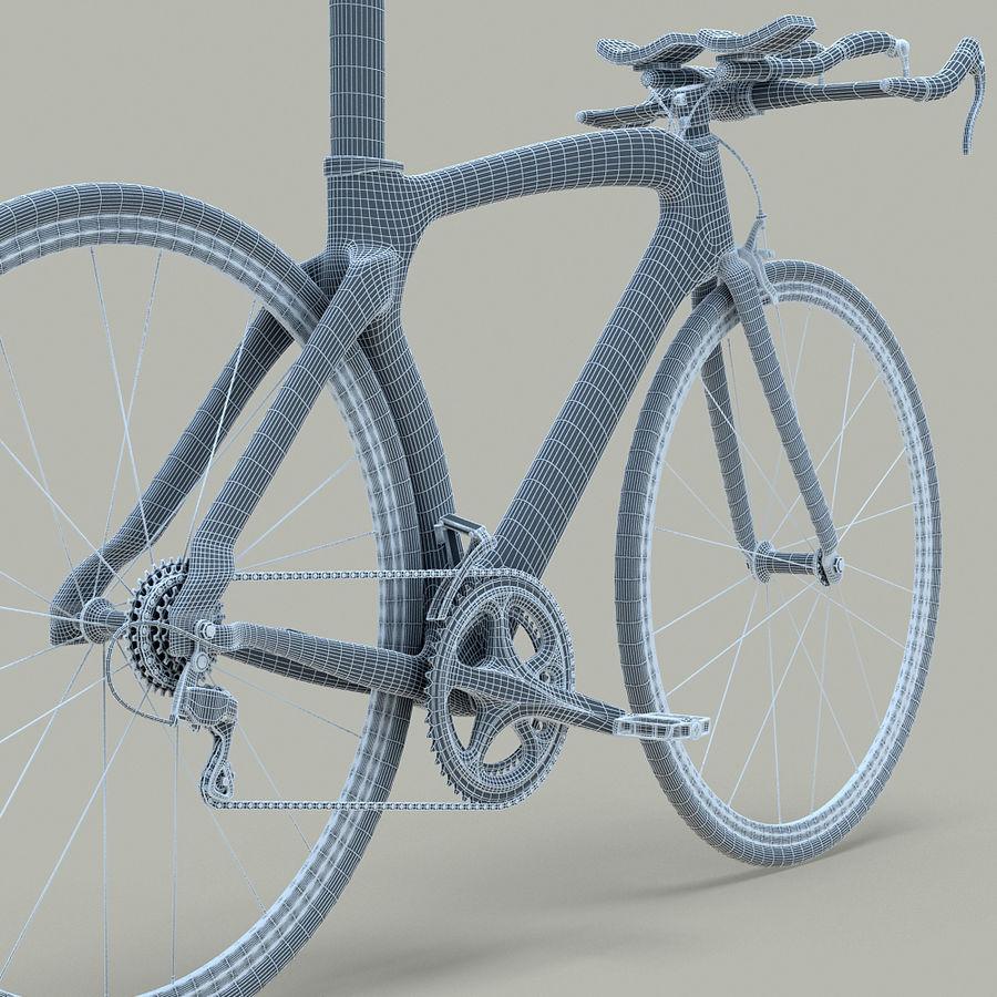 Road Bike royalty-free 3d model - Preview no. 8