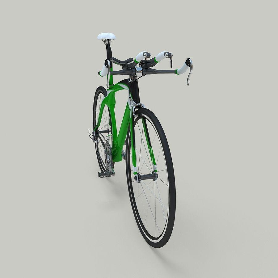 Road Bike royalty-free 3d model - Preview no. 5