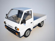 Suzuki Carry 3d model