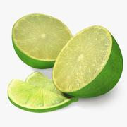 Lime 3d model