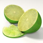 Limoen 3d model