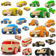 Cars_1_collection 3d model