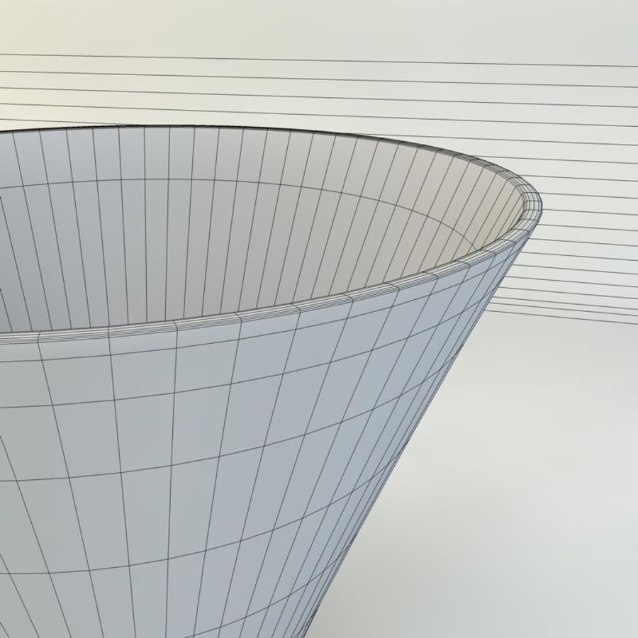 Whiskey Glass royalty-free 3d model - Preview no. 7