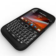 Black Berry Bold 9790 3d model