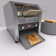 Catering-Toaster 3d model