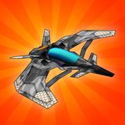 Weltraumkämpfer 7 3d model