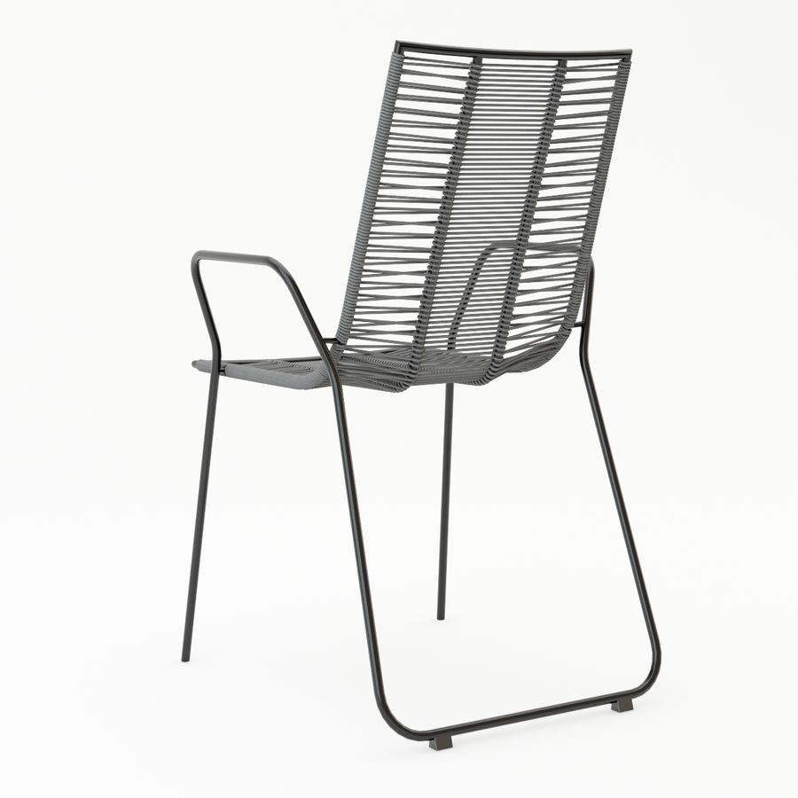 Elba 3D12fbxobjmax Chaise Chaise modèle Free3D kw8n0OP