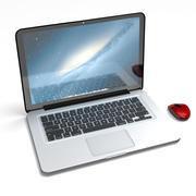 Macbook Pro第二代 3d model