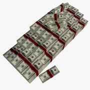 Pile of Money 3d model