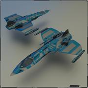 Gunship 3d model