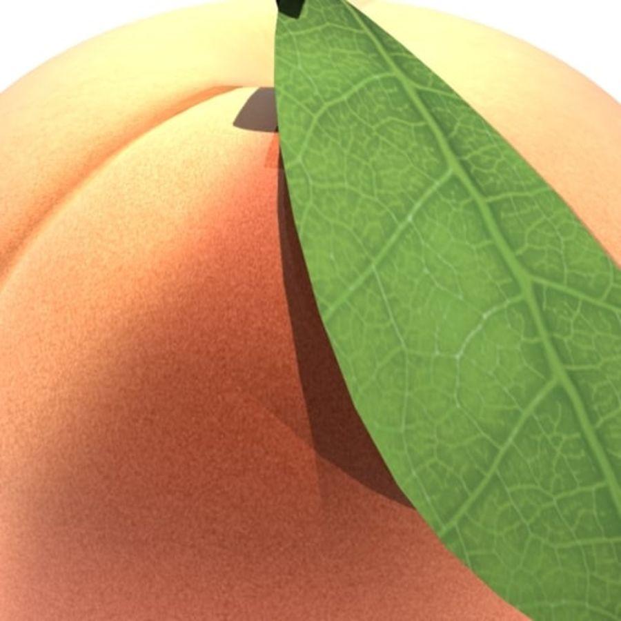Preloader Peach royalty-free 3d model - Preview no. 2