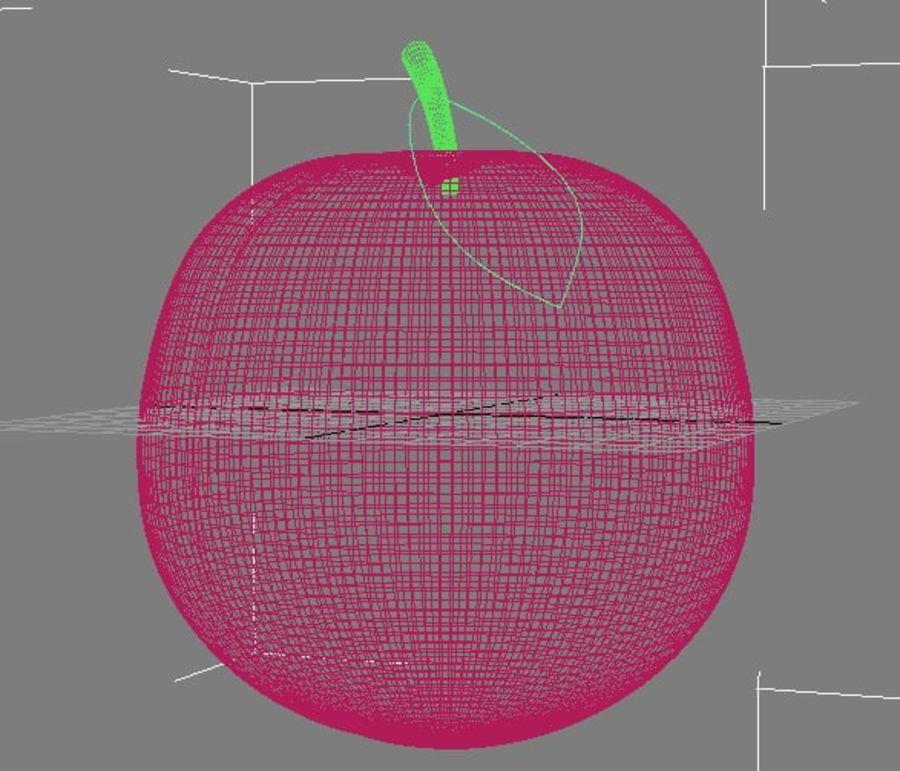 Preloader Peach royalty-free 3d model - Preview no. 5