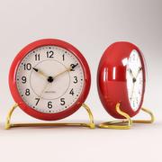 Arne Jacobsen Alarm Clock 3d model