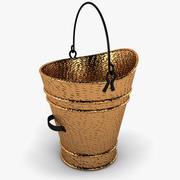 Pellet Bucket 3d model