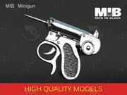 MIB Gun 3d model