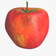 Apple C 3d model
