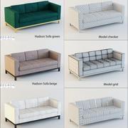 Desiron_Hadson_Sofas 3d model