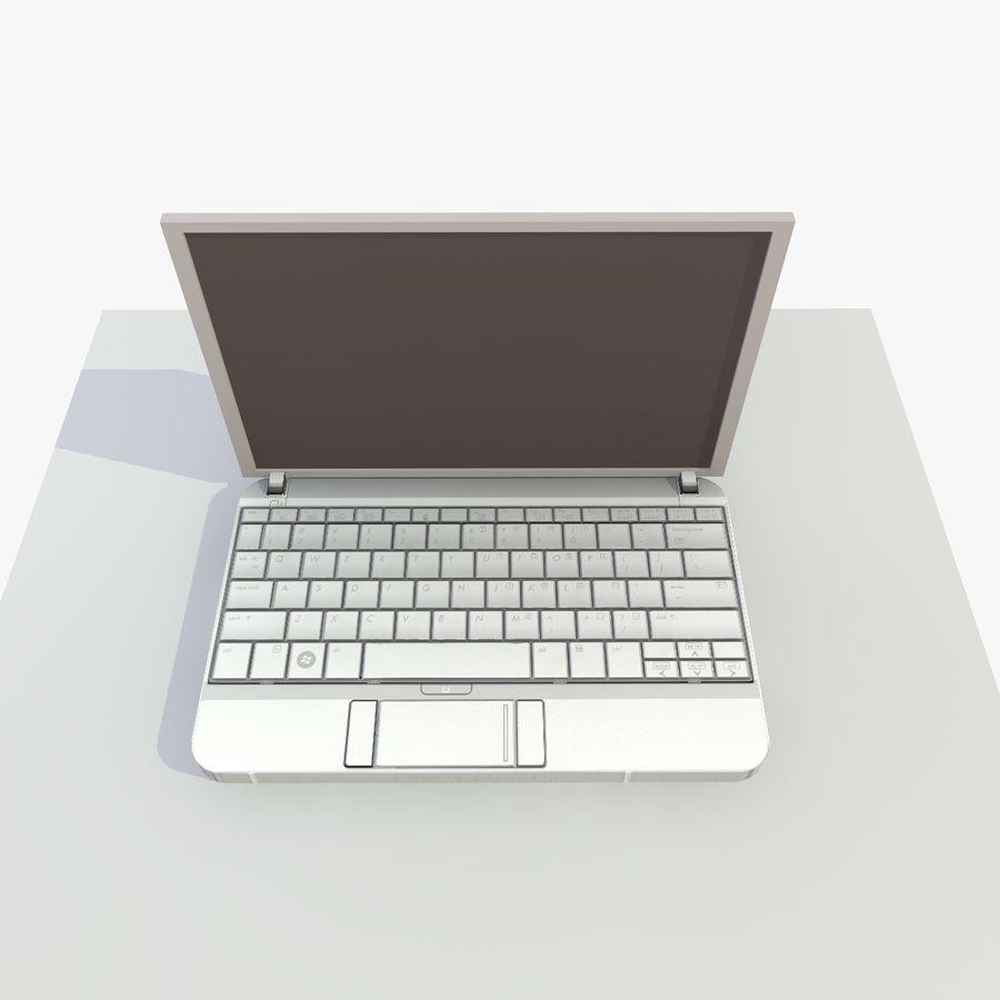 Laptop royalty-free 3d model - Preview no. 5