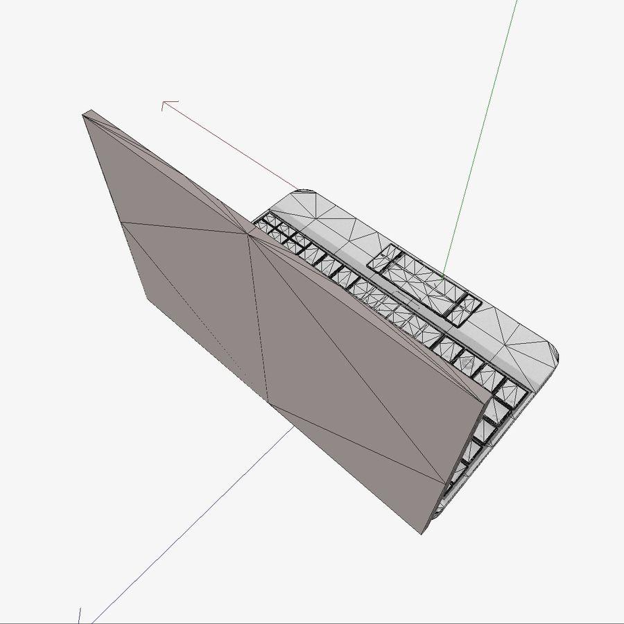 Laptop royalty-free 3d model - Preview no. 11