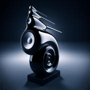 B&W Nautilus 3d model