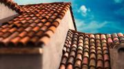 旧屋顶 3d model
