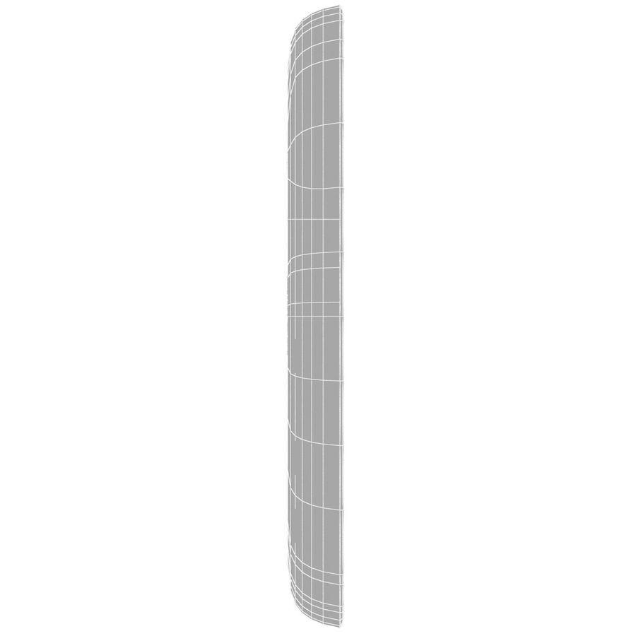 Nokia Lumia 520 Blue royalty-free modelo 3d - Preview no. 28