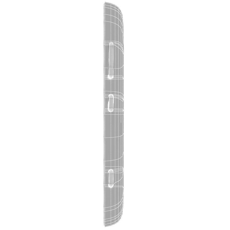 Nokia Lumia 520 Blue royalty-free modelo 3d - Preview no. 27