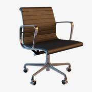 Herman Miller Aluminium Group Management Chair 3d model