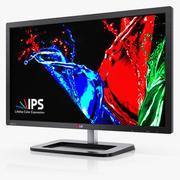 LG 27 CLASS COLORPRIME WQHD IPS LED МОНИТОР 3d model