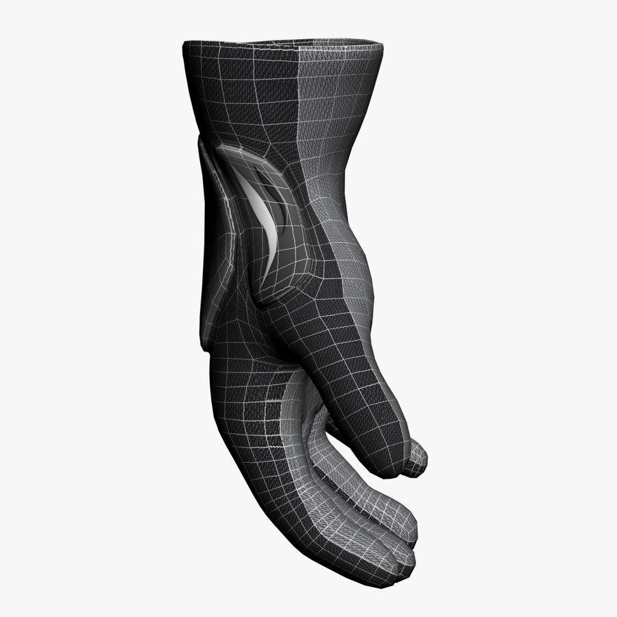 Перчатка Спорт royalty-free 3d model - Preview no. 15