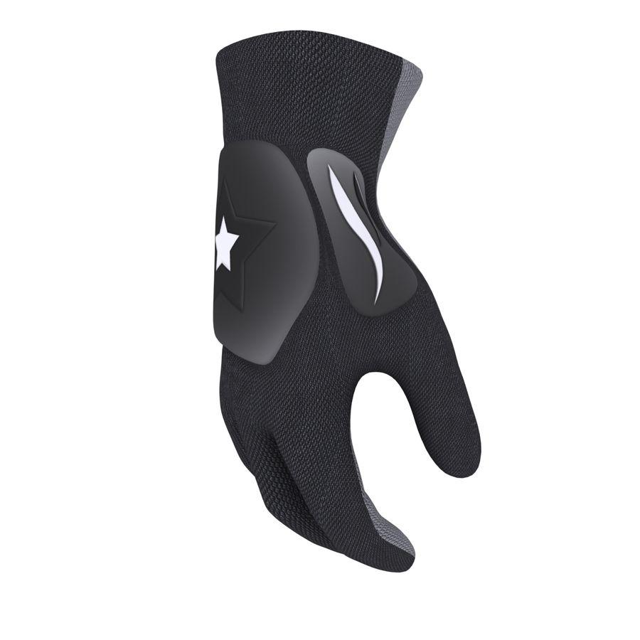 Перчатка Спорт royalty-free 3d model - Preview no. 4