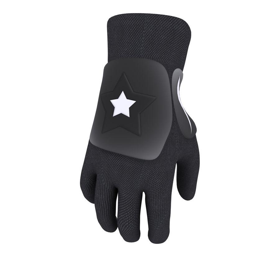 Перчатка Спорт royalty-free 3d model - Preview no. 3