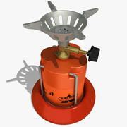 Camping Stove 3d model