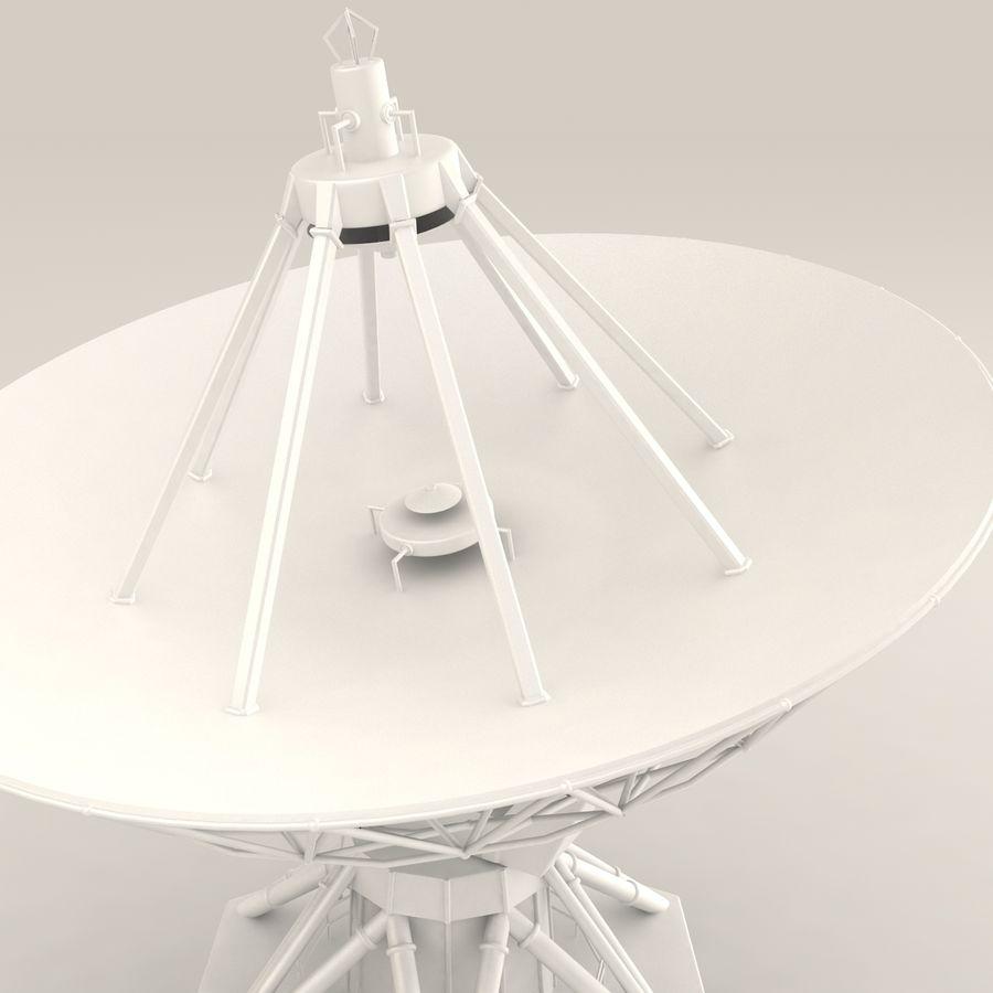 Antena satelitarna royalty-free 3d model - Preview no. 10