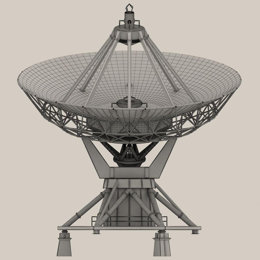 Antena satelitarna royalty-free 3d model - Preview no. 14