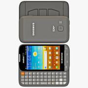 Samsung Galaxy Attain 3d model