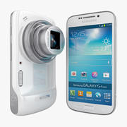 Samsung Galaxy S4 Zoom Android Smartphone 3d model