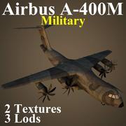 A400 MIL 3d model