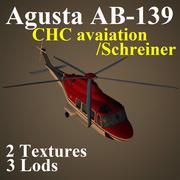AB139 CHC 3d model
