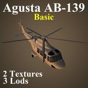 AB139 Temel 3d model