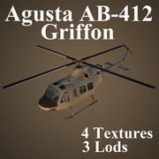 AB412 3d model