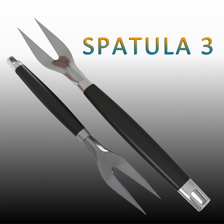 調理器具 royalty-free 3d model - Preview no. 12